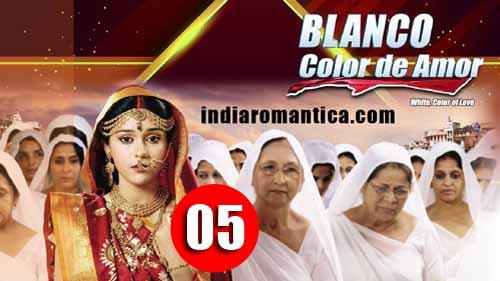 Blanco, Color de Amor: 1×5