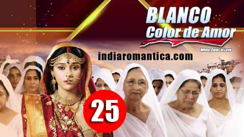 Blanco, Color de Amor: 1×25