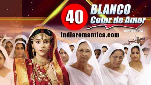 Blanco, Color de Amor: 1×40
