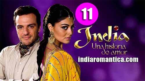 India, una Historia de Amor: 1×11