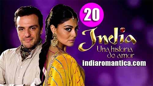 India, una Historia de Amor: 1×20