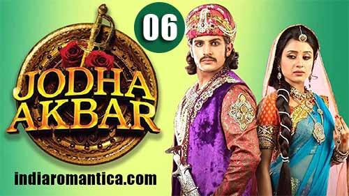 Jodha Akbar, Romance Real: 1×6