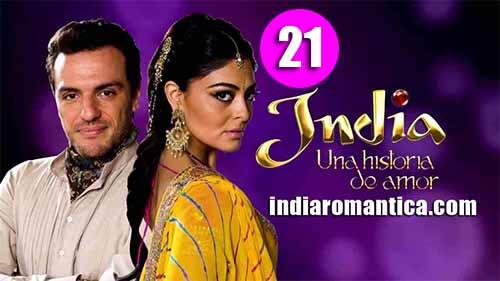 India, una Historia de Amor: 1×21