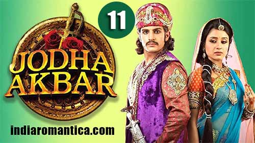 Jodha Akbar, Romance Real: 1×11