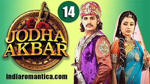 Jodha Akbar, Romance Real: 1×14