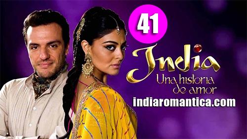 India, una Historia de Amor: 1×41
