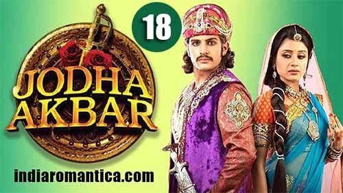 Jodha Akbar, Romance Real: 1×18