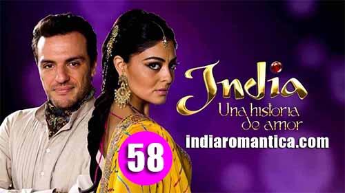 India, una Historia de Amor: 1×58
