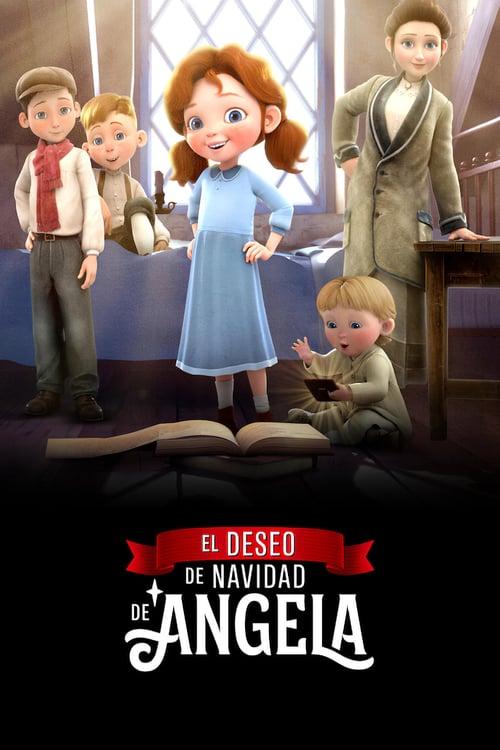 El deseo de Navidad de Ángela (2020)