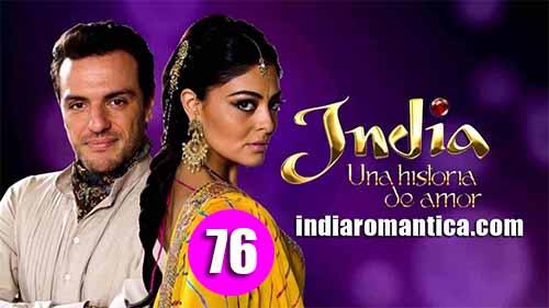 India, una Historia de Amor: 1×76