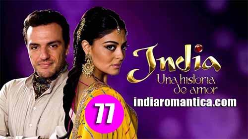 India, una Historia de Amor: 1×77