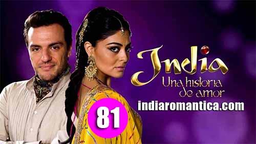 India, una Historia de Amor: 1×81
