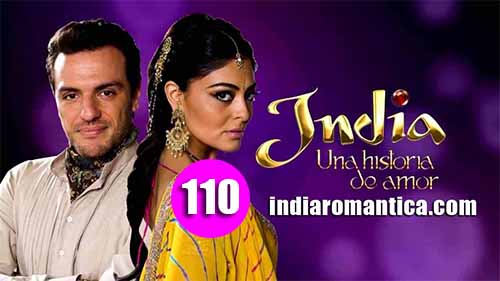 India, una Historia de Amor: 1×110