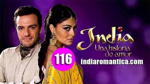 India, una Historia de Amor: 1×116
