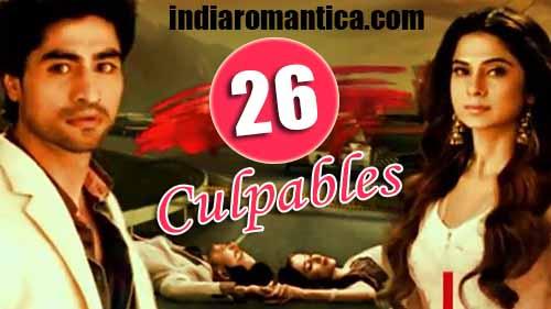 Culpables: 1×26