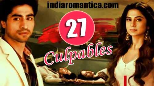 Culpables: 1×27